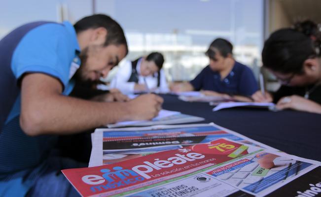 Desempleo en México, el cuarto más bajo de la OCDE en febrero