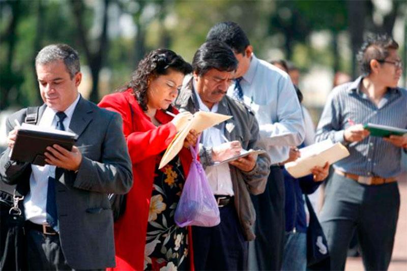 Desempleo en México, el cuarto más bajo de países de la OCDE