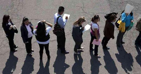 Destruye Covid-19  más de 1 millón 200,000 empleos formales en México