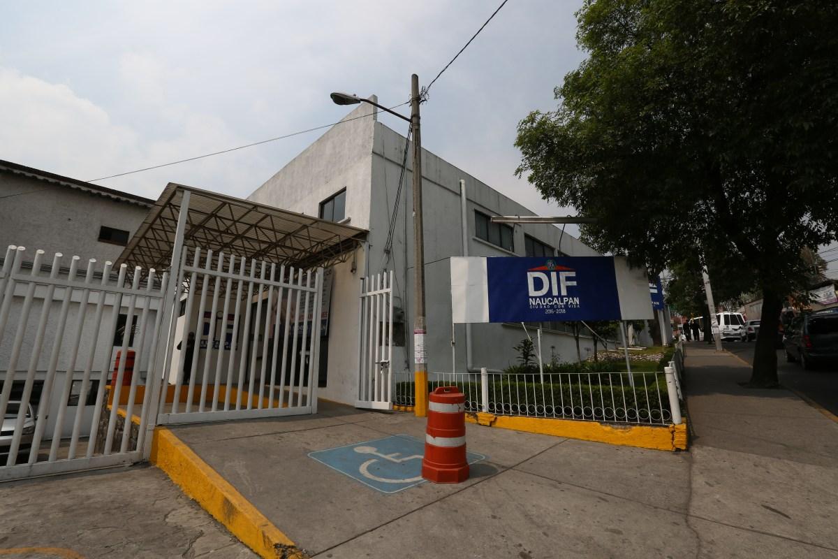 DIF Naucalpan en crisis financiera, empleados exigen pagos