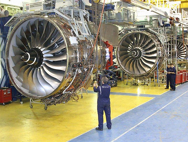 Dobla coronavirus a poderoso fabricante de motores de avión