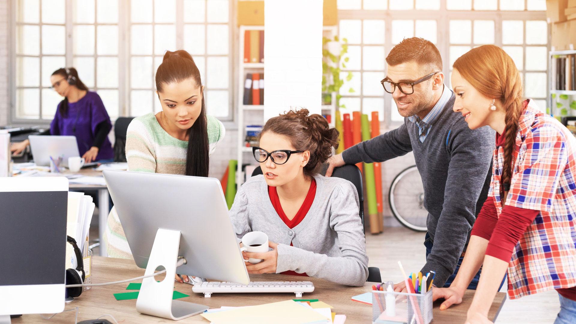 El diseño del espacio de trabajo influye en el desempeño laboral