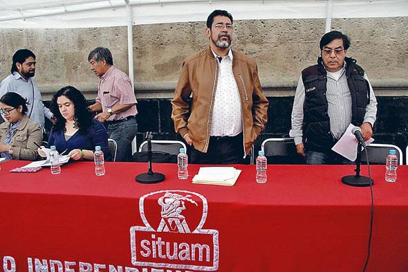 El Sindicato de la UAM manda a volar incremento salarial del 3%