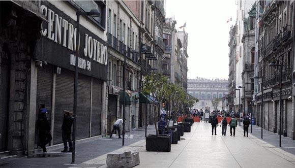 Empresarios de CDMX temen al semáforo rojo; no sobrevivirían otro cierre, advierten
