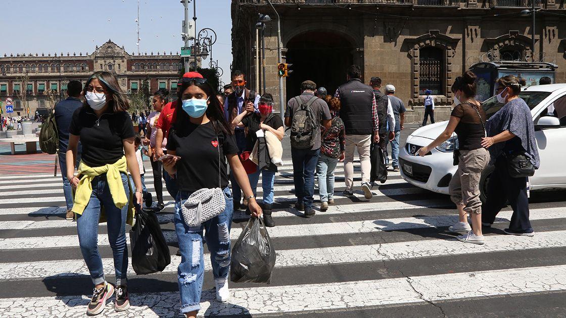 En México están las familias más afectadas por la crisis económica desatada por la pandemia: Encuesta OCDE
