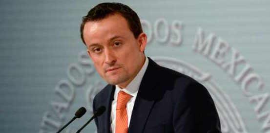 Enuncia Mikel Arriola sus tres metas en el IMSS