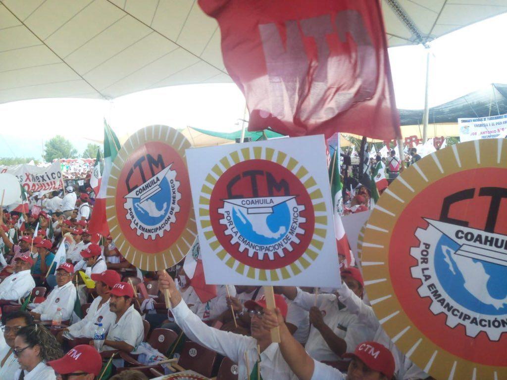 Expulsan a la CTM y a la CROC de organismo sindical internacional