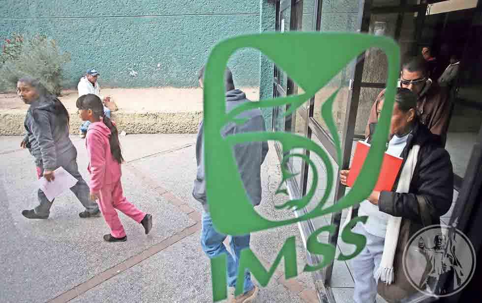 Falsifica documentos del IMSS para licitar en el Instituto