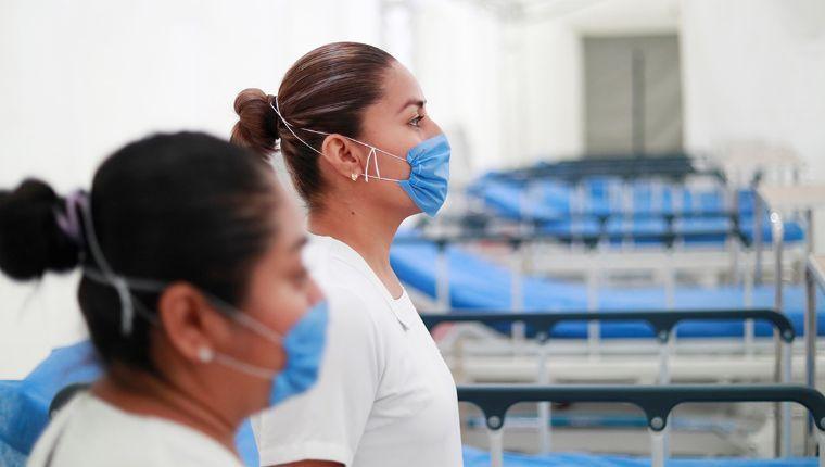 Guarda minuto de silencio OMS por trabajadores de salud caídos en batalla contra Covid-19