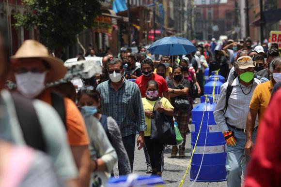 Hay 5,000 decesos que no se han contabilizado en México por Covid-19