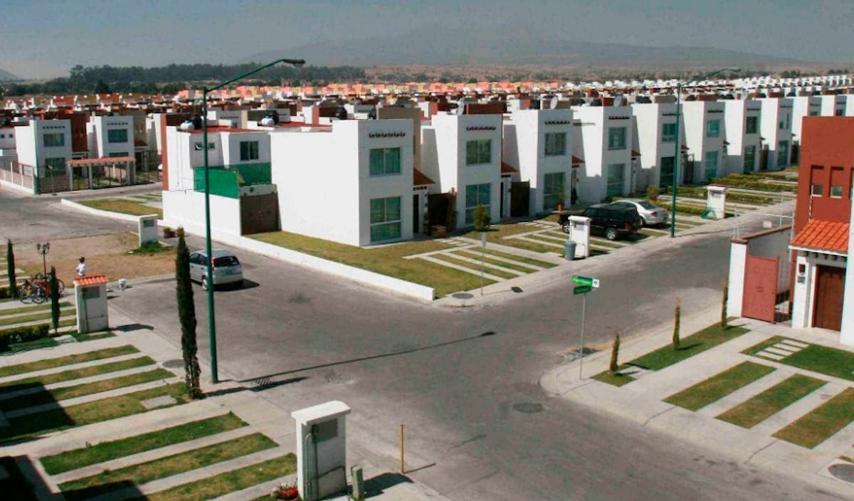 Hay 6 millones de mexicanos sin acceso a un crédito de casa
