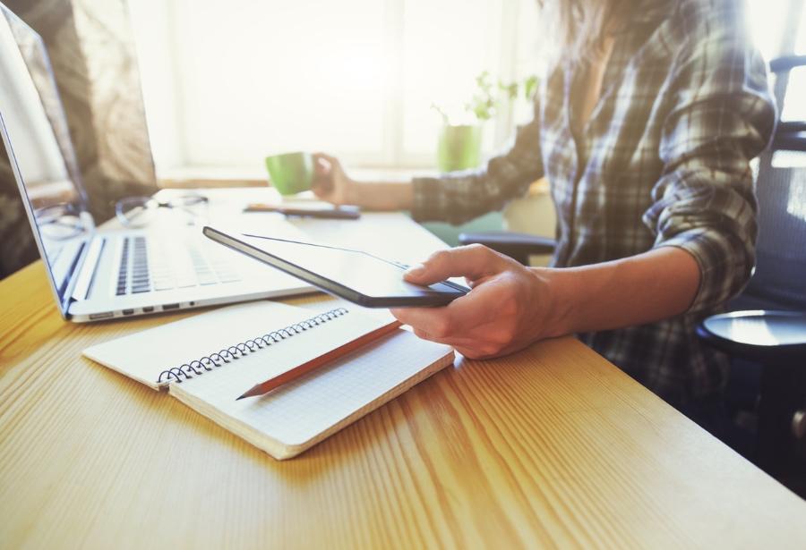 Home office, opción laboral sólo en 12% de las empresas en México: INEGI