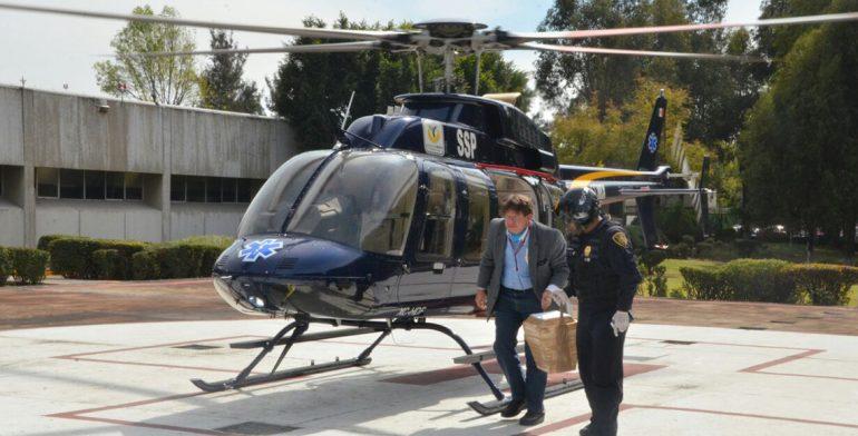 Hospital General de La Raza recibe hígado para trasplante