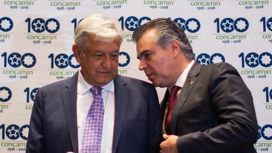 IP insiste a AMLO en mesa de diálogo para reactivar economía mexicana