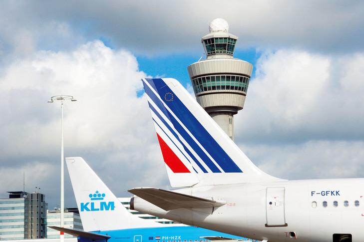 KLM critica a Air France por huelga