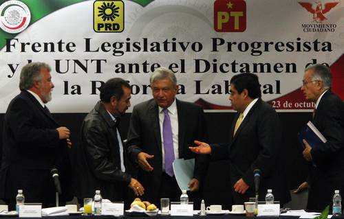La política laboral irá bien con AMLO: Hernández Juárez