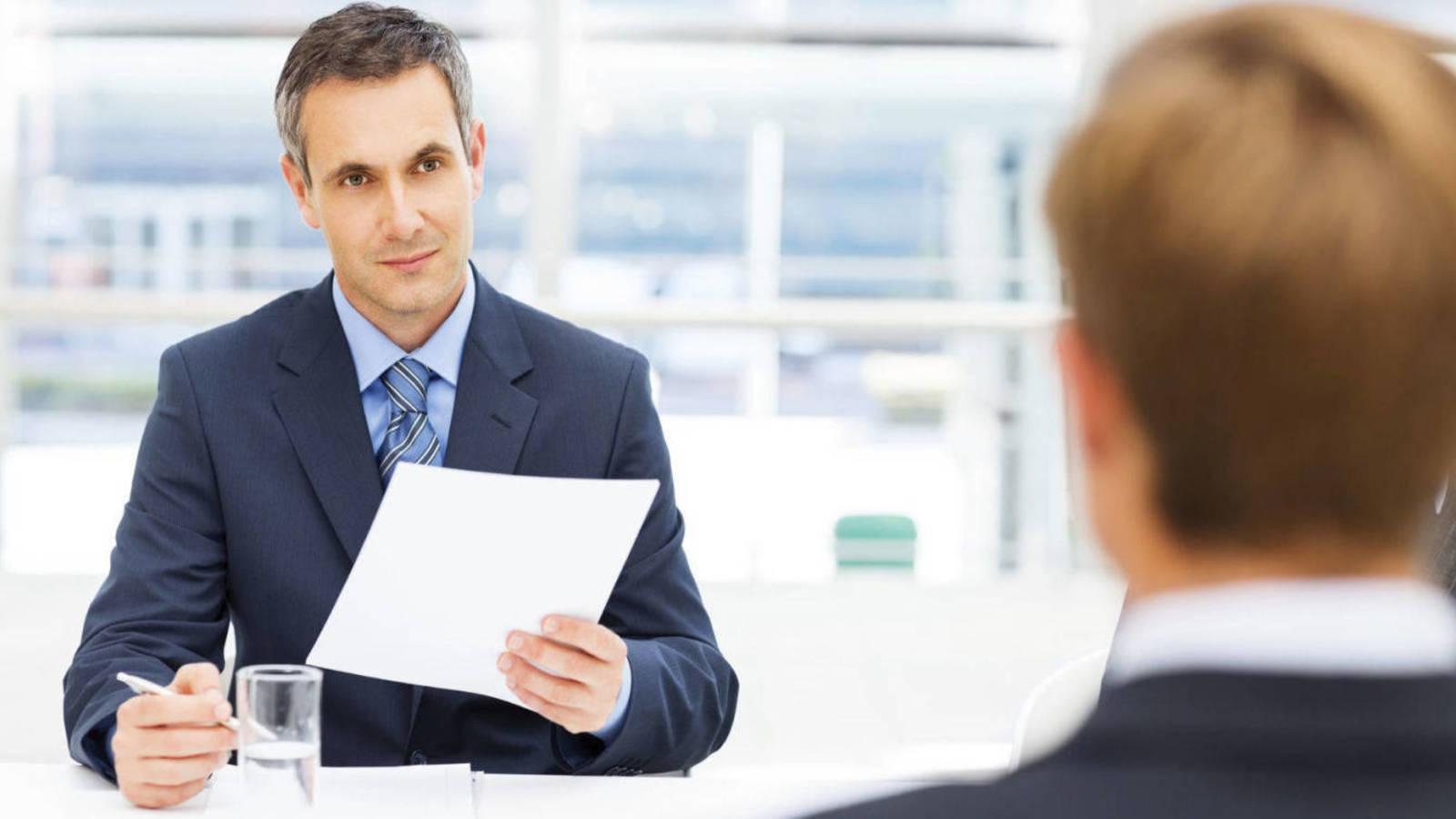 Las preguntas infalibles en una entrevista de trabajo