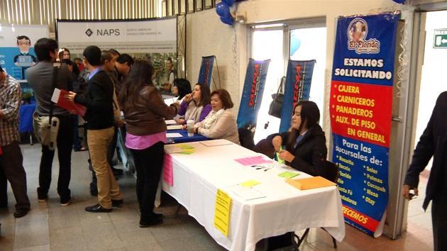 Más de 527 mil encuentran trabajo en ferias del empleo