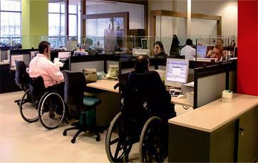 Más de 67 mil discapacitados colocó al STPS en el mercado laboral