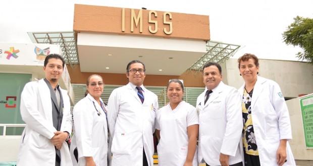 Médicos del IMSS atienden a 3,600 pacientes