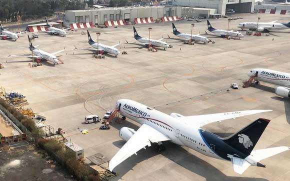 México, el país de AL que más empleos perderá en la industria aérea: IATA