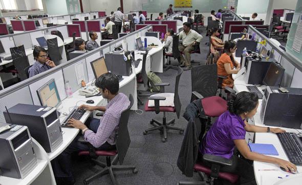 México es el cuarto país con más empleados en outsourcing