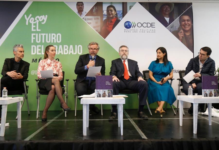 México no está preparado para los desafíos del futuro del trabajo: STPS