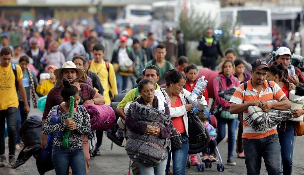 Migrantes rechazan el trabajo ofrecido