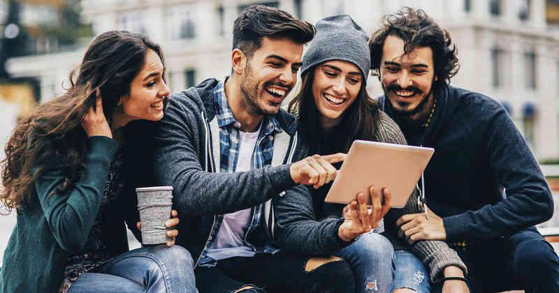 Millennials sí aspiran a obtener trabajos de tiempo completo