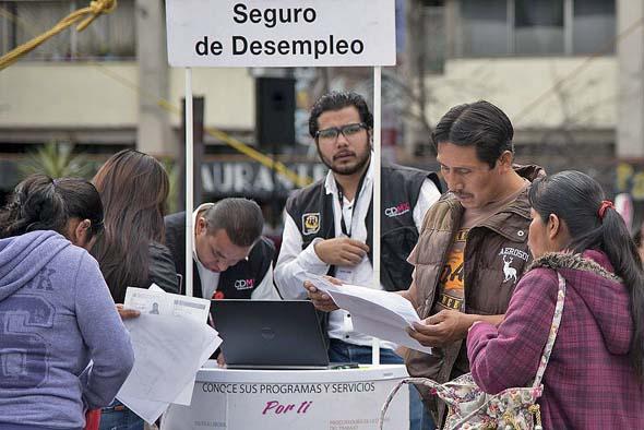 Morena propone seguro de desempleo con cobertura de hasta $25,000