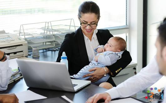 Mujer, habla de tus hijos al emplearte