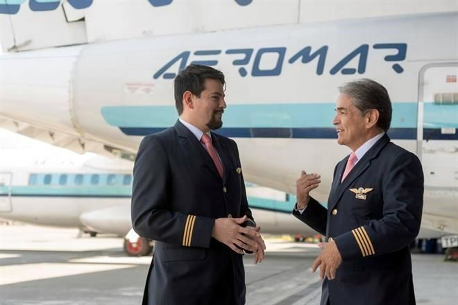 Pactan pilotos de Aeromar menor salario