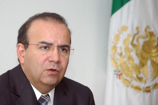 Participa Navarrete en reunión de la OCDE