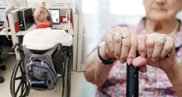 Personas mayores de 60, una minoría sin acceso al trabajo
