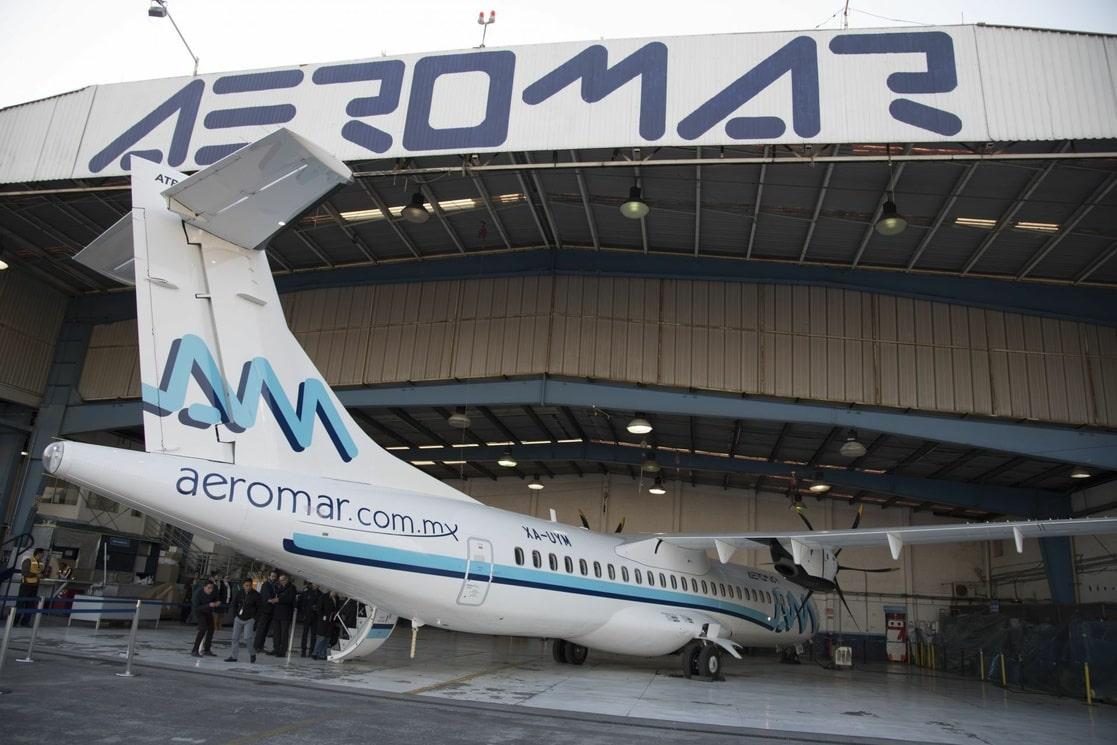 Pilotos aportan de su salario para evitar desplome de Aeromar