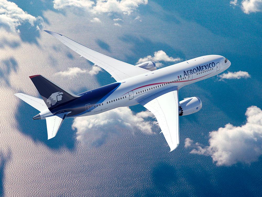 Preocupa ASPA retiro de 5 aviones y 9 rutas en Aeroméxico