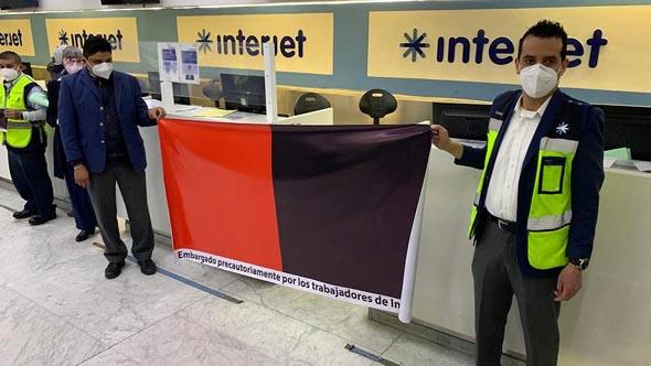 Preparan votación para confirmar o no huelga en Interjet