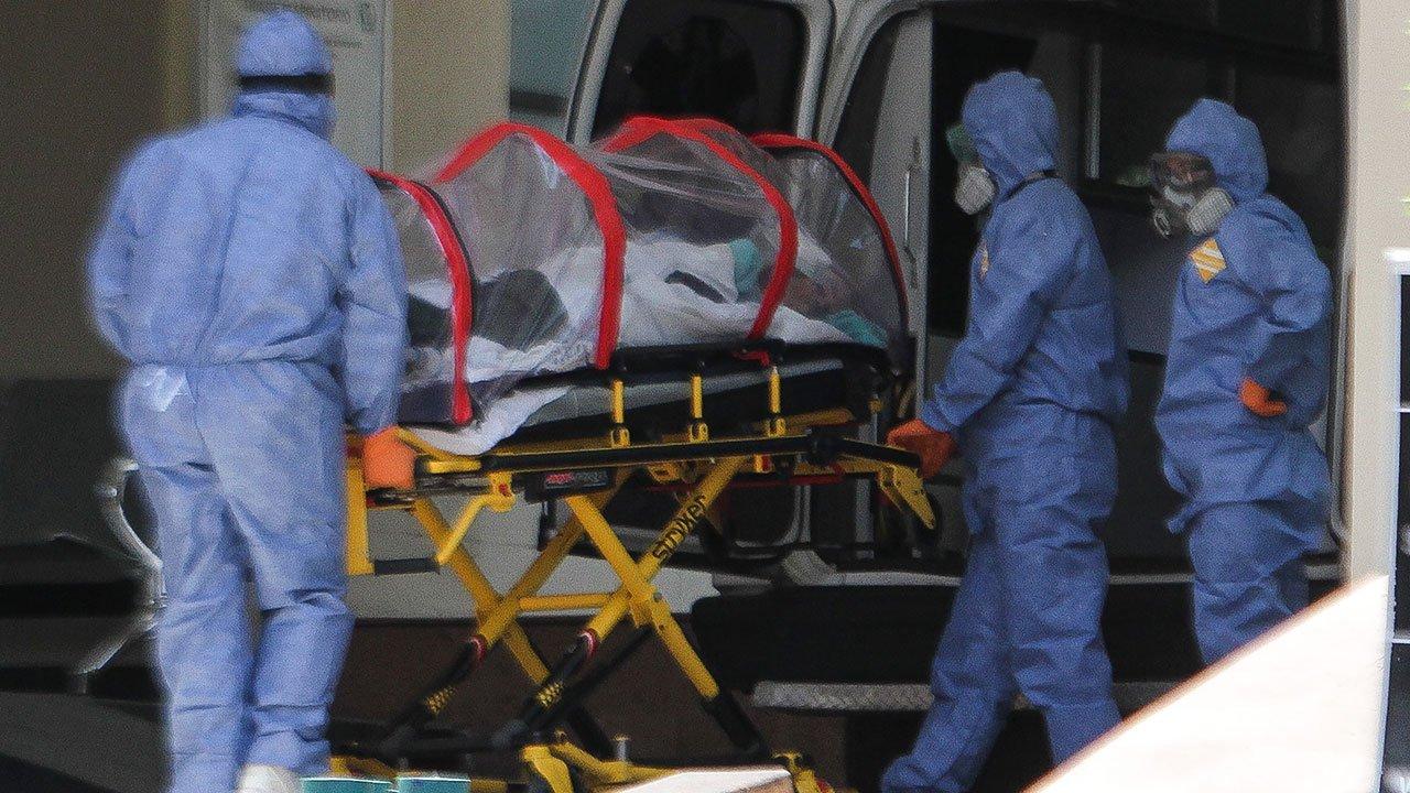Protocolo de muerte por coronavirus en domicilio y calle para la CDMX