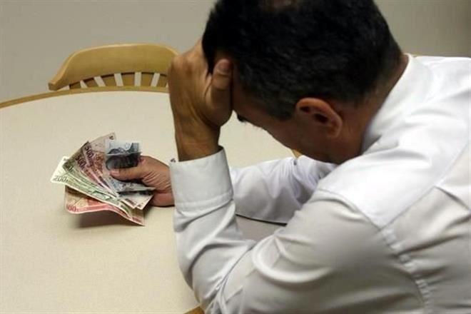 Rasuran a un tercio pensiones de IMSS