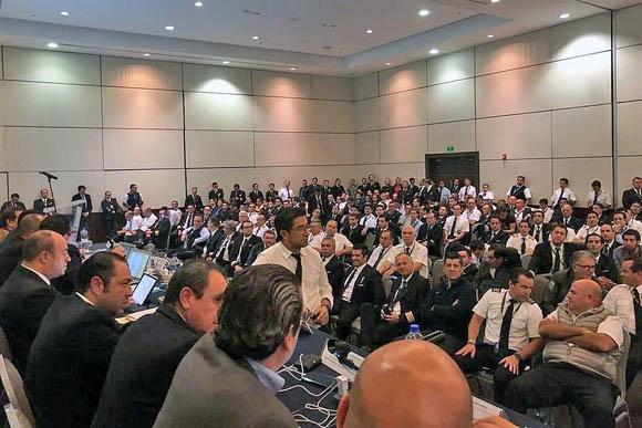 Rechaza ASSA congelar sueldo en plan de Aeroméxico