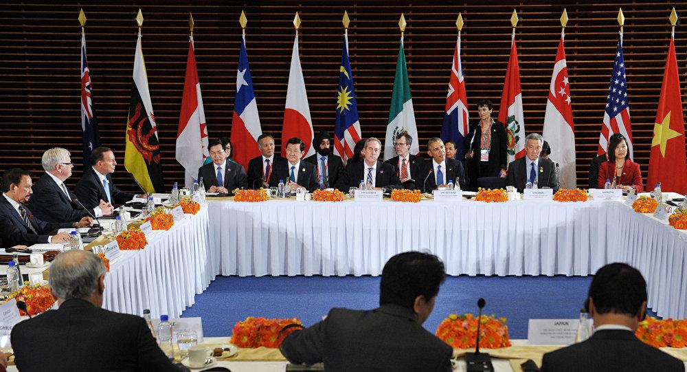 Rechazan gremios Acuerdo de Asociación Transpacífico