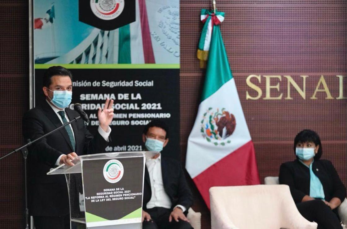 Reforma al sistema de pensiones recupera enfoque social y logra primeros beneficios: IMSS