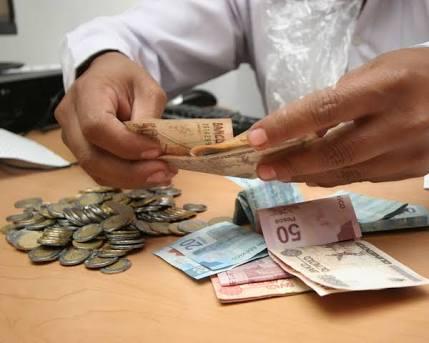 Registra ganancia salario contractual