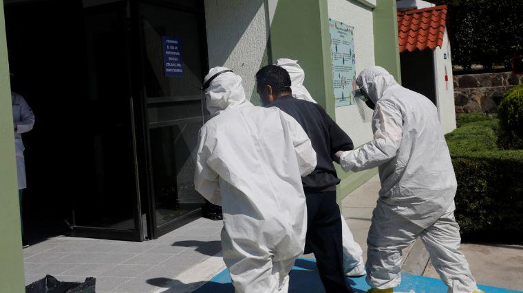 Reporta Secretaría de Salud 22,584 decesos por Covid-19 y 185,122 casos confirmados