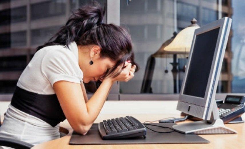 Reportan 40% de empresas caída de productividad de sus empleados