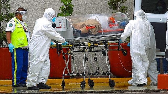 Reportan 4,767 muertes y 2 mil 437 casos nuevos de coronavirus en México