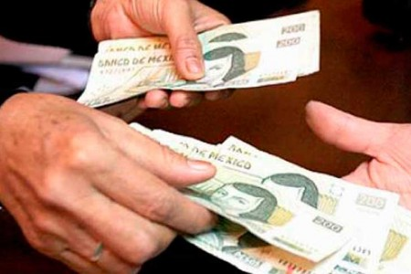 Salarios contractuales se ubicaron en 4.11% en 2015