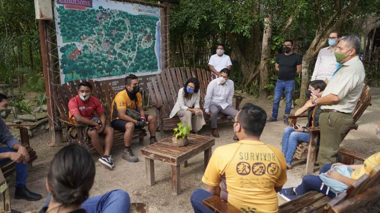 Se divierten, aprenden y ganan 4 mil 308 pesos al mes en ecoturismo: STPS