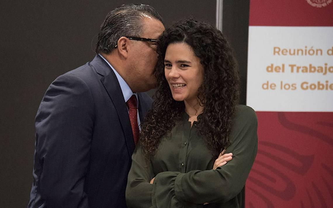 Se va a recaudar más al eliminar subcontratación simulada: Luisa María Alcalde