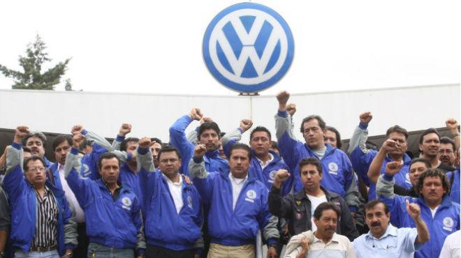 Sin acuerdos en negociación VW-Sindicato